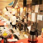 アジア多国籍料理店にダムウェーターを設置|大阪市中央区難波
