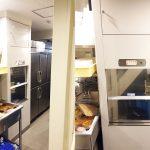 小荷物専用昇降機をパン屋さんに設置|東京都千代田区