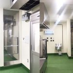 小荷物専用昇降機をレストランに設置|埼玉県さいたま市