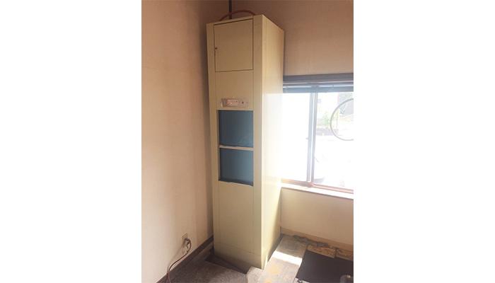 小荷物専用昇降機を居酒屋に設置|宮崎県宮崎市