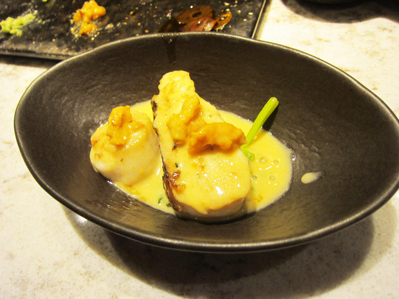お料理(お魚)