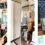 ダムウェーター(小荷物専用昇降機)を洋食料理店に設置|奈良県奈良市